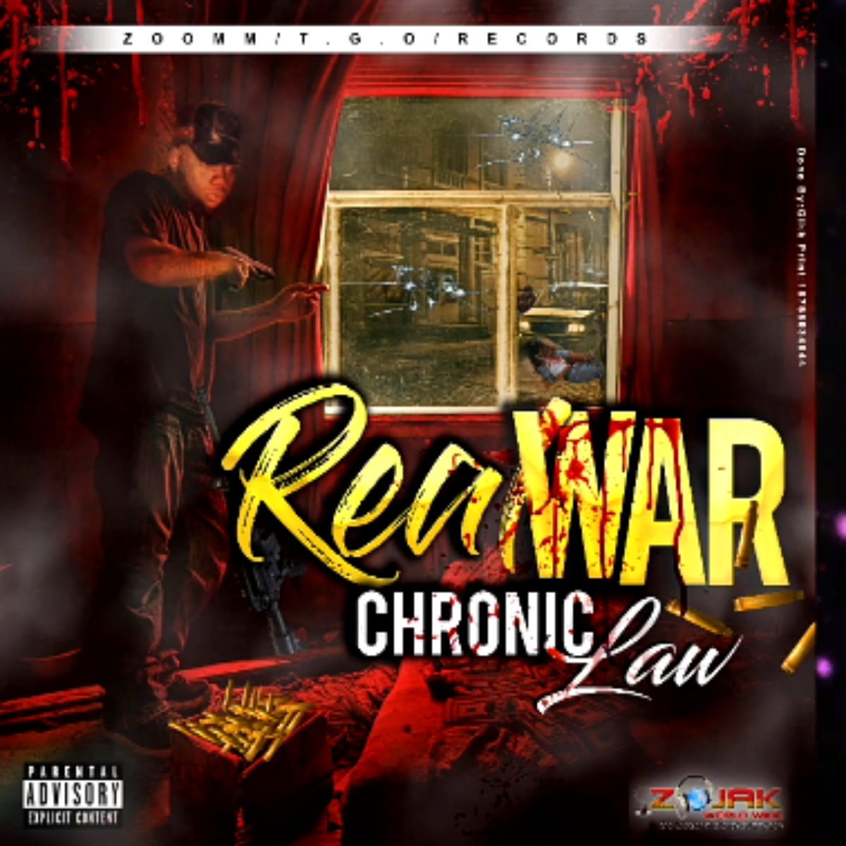 DOWNLOAD: Chronic Law – Real War (mp3)