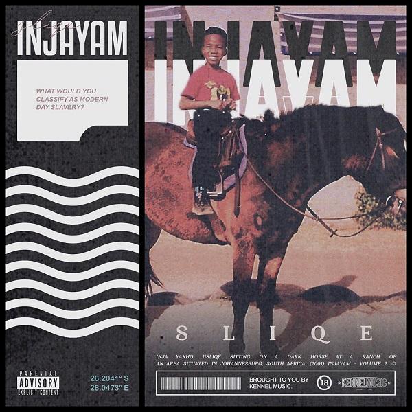 DOWNLOAD: DJ Sliqe ft. Emtee & K.O – Injayam (mp3)