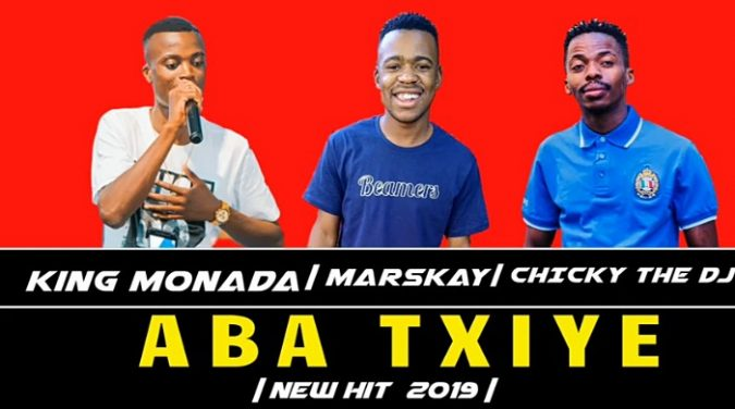 DOWNLOAD MP3: King Monada – Ba Ntxeri ft. Lexxiphonik