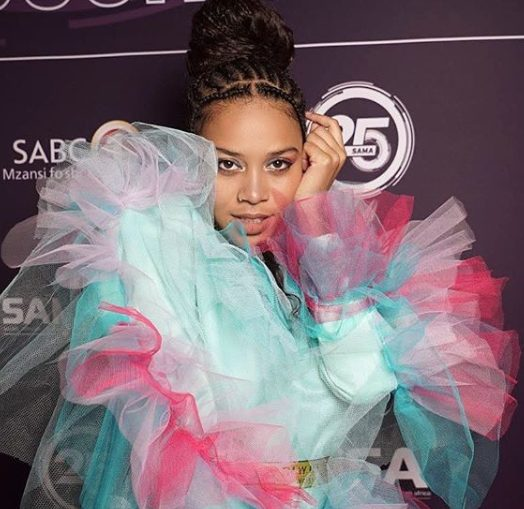 Sho Madjozi explains key terms used in the music industry   Details