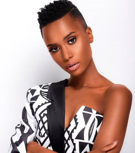 Zozibini Tunzi crowned Miss SA 2019
