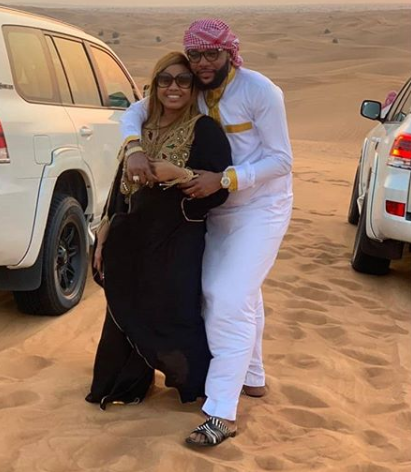 E-Money and wife, Juliet celebrate 10th wedding anniversary