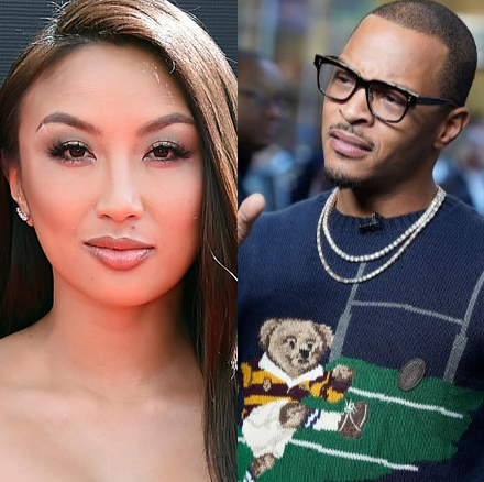 Jeannie Mai says she supports T.I for checking his daughter's hymen