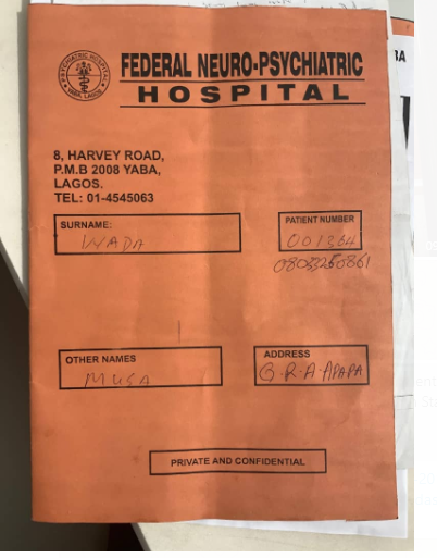 Kogi 2019: Goveror Yahaya Bello's camp releases documents showing PDP's guber candidate, Musa Wada's health status