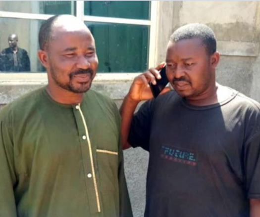 After six days in captivity, two abducted lecturers regain freedom in Kaduna State