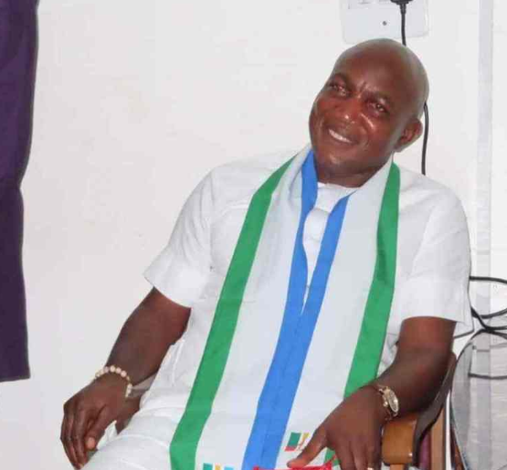 INEC presents Certificate of Return to Bayelsa governor-elect, David Lyon