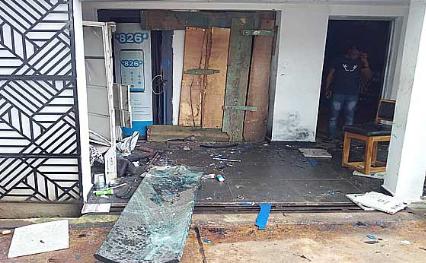 CCTV showed Ekiti bank staff looting vault before robbery attack – Police