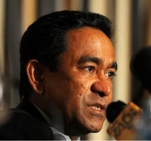 Money Laundering: Maldives former president sentenced to five years in prison
