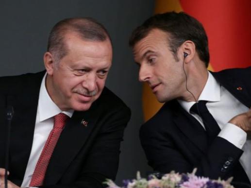 'Are you brain dead?' Turkish President Erdogan asks President Macron before NATO summit
