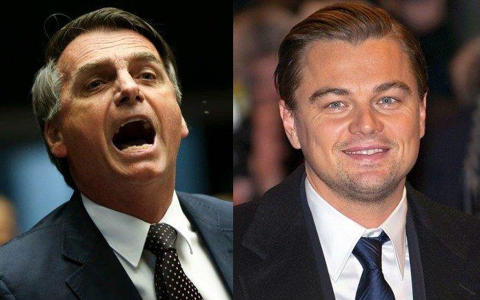 Brazil's President Jair Bolsonaro blames Hollywood actor Leonardo DiCaprio for Amazon fires