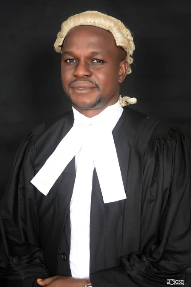 Man who allegedly spent 12 years in Nigerian prison for a crime he never committed, becomes a lawyer 7 years later (photos)