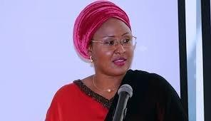 Aisha Buhari declares support for regularization of social media