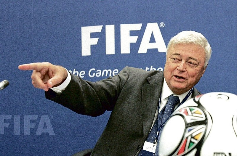 Ex Brazil football chief banned for life by FIFA  for taking bribes