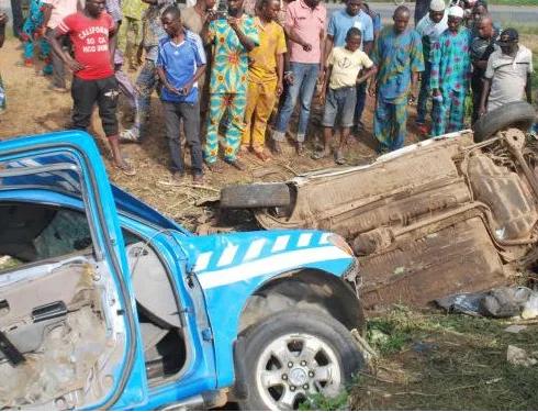 Gunmen open fire on FRSC officials along Lokoja-Okene road, kill one