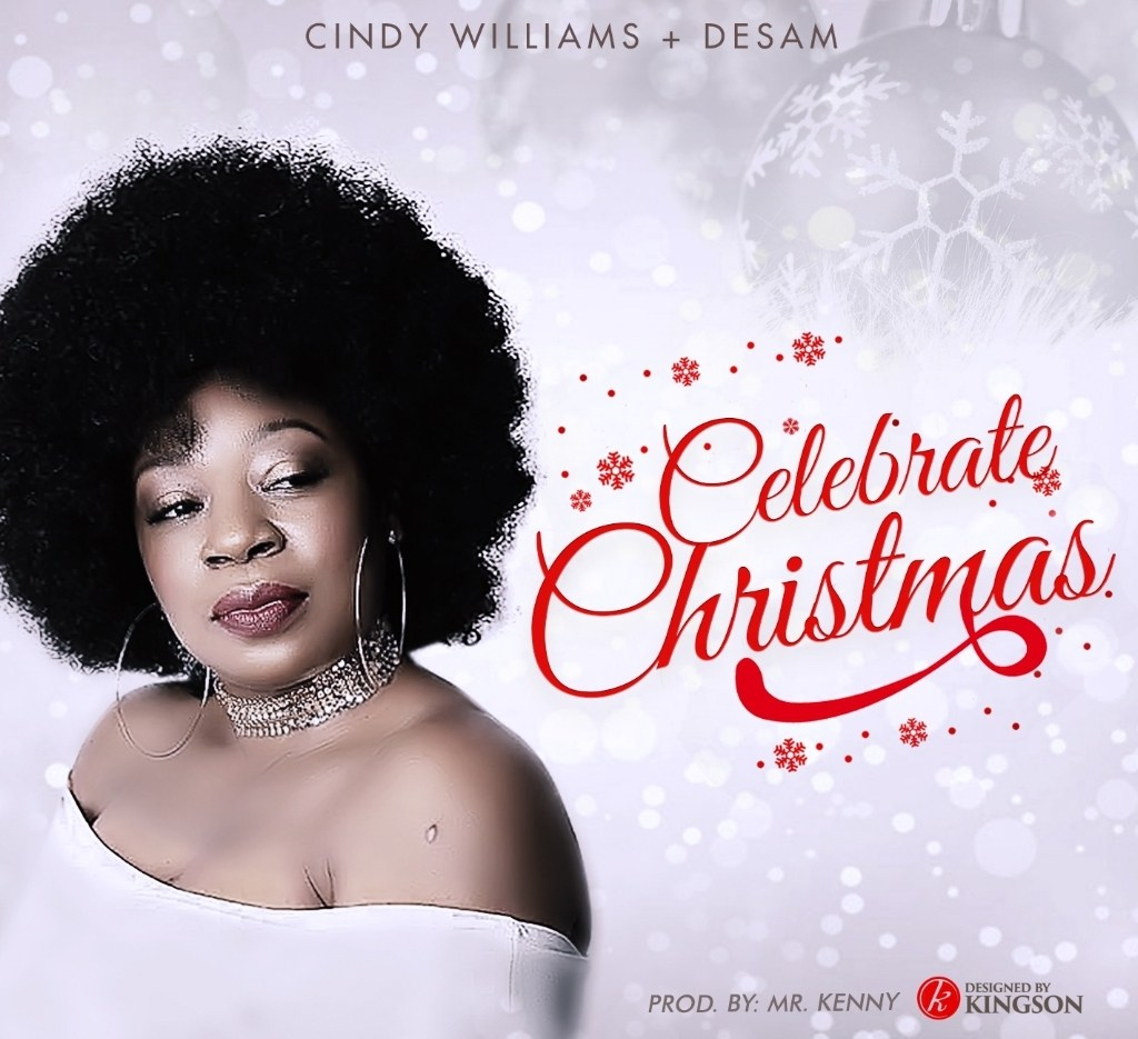 DOWNLOAD: Cindy Williams & Desam – Celebrate Christmas (mp3)