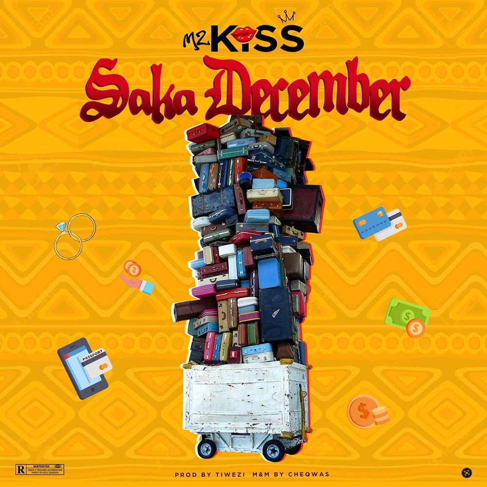 DOWNLOAD: Mz Kiss – Saka December (mp3)