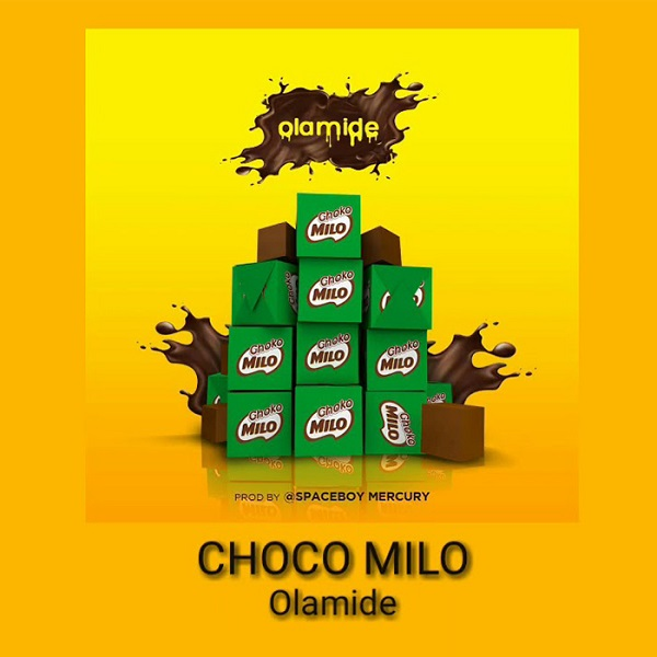 Download Instrumental: Olamide – Choko Milo