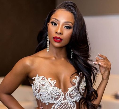 Photos: Pearl Modiadie's hot looks hosting Crown awards 2019