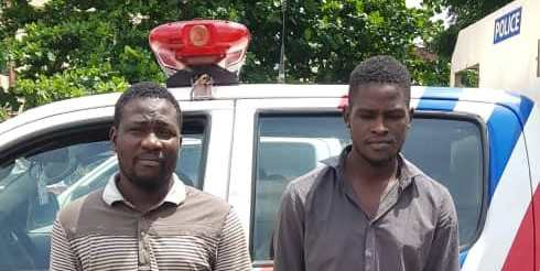 Two domestic workers arrested for stealing jewelry worth N243m from popular Lagos celebrity