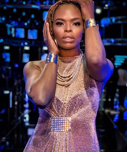 Unathi releases memoir on her birthday