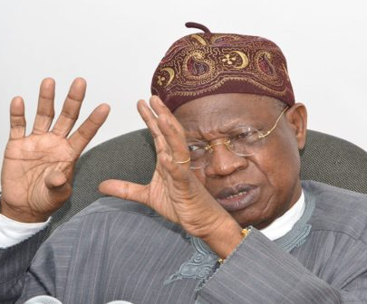 Religion can't divide Nigeria – Lai Mohammed