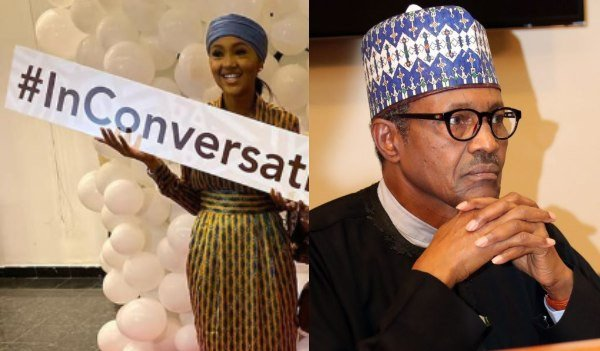 People blame me for my father's action – Zahra Buhari says as she publicly supports the social media bill