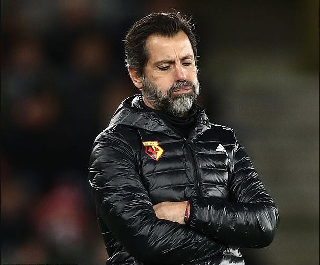 Quique Sanchez Flores becomes the 3rd manager to depart the Premier League as Watford fires him