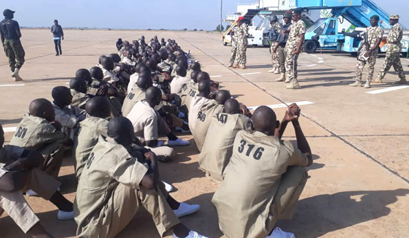 We are not recruiting ex-Boko Haram fighters into the military – Defence HQ explains