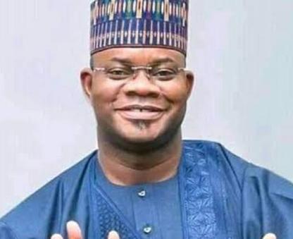 Kogi West Poll: Governor Yahaya Bello reacts to Smart Adeyemi's victory over Dino Melaye