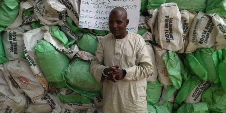 Indian hemp business is in my blood – Suspect arrested weeks after serving jail term