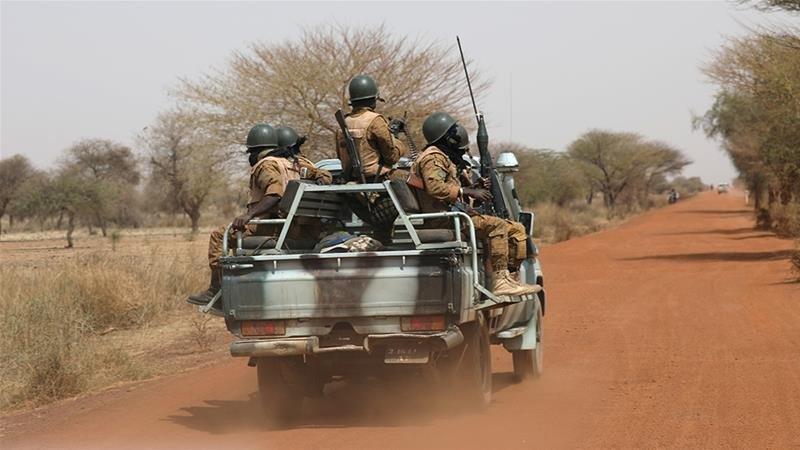 14 church-goers massacred during attack in Burkina Faso