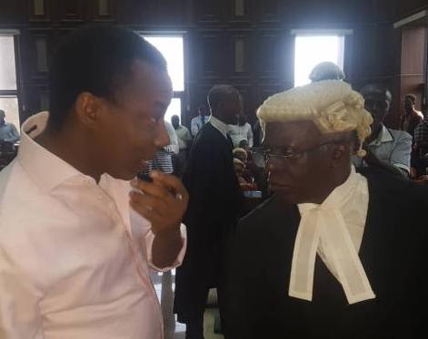 FG is planning to transfer Omoyele Sowore to prison – Femi Falana raises alarm