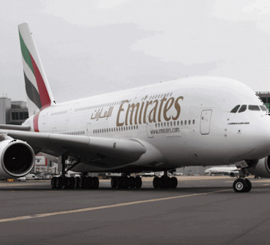 Nigerian court orders detention of Emirates plane over K debt