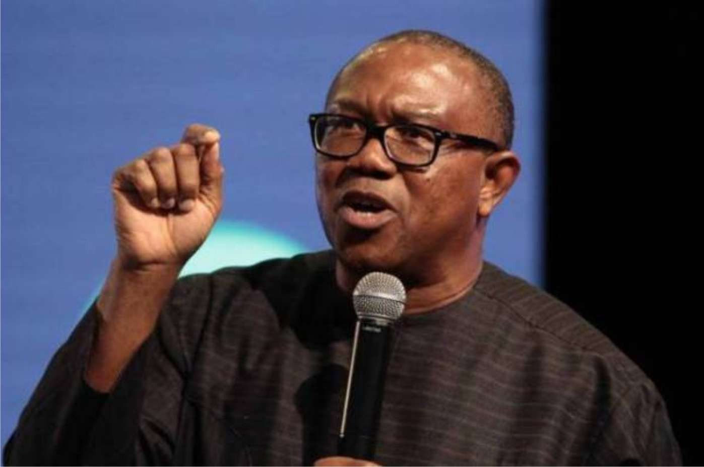 The church is not showing a good example by blessing poor people who make money after coming into government – Peter Obi