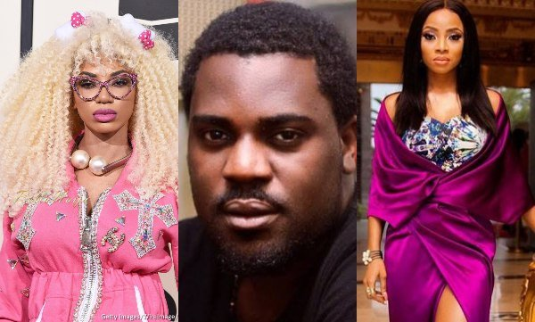 You think American female celebrities make money just by music or being OAPs? Dencia tackles Yomi Black on Toke Makinwa and Cardi B comparison