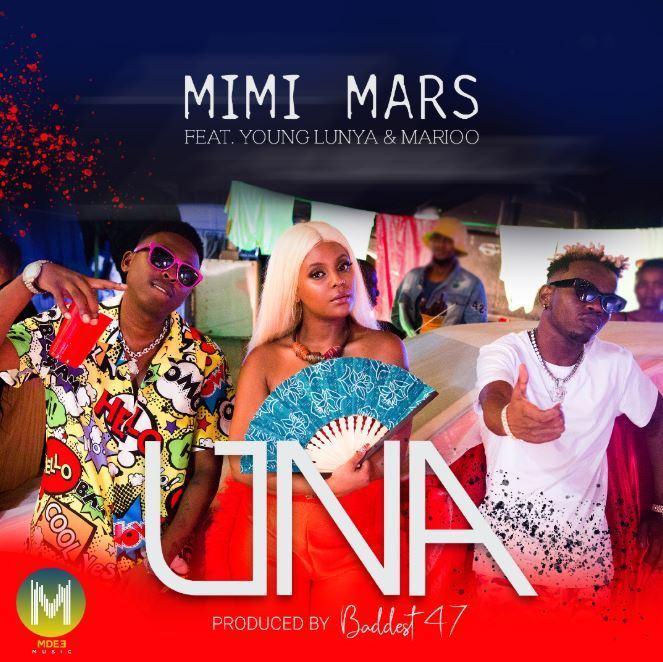 DOWNLOAD: Mimi Mars Ft. Marioo, Young Lunya – Una (mp3)