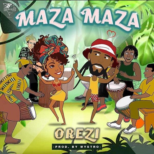 VIDEO: Orezi – Maza Maza | mp4 Download