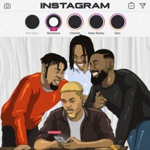 Download Instrumental: Reminisce – Instagram ft. Olamide & Naira Marley