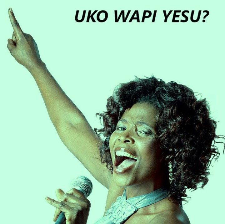 DOWNLOAD: Rose Muhando – Kenya Ulidwe (mp3)