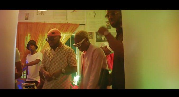 VIDEO: Darkoo – Gangsta (Remix) Ft. Davido, Tion Wayne, SL | mp4 Download