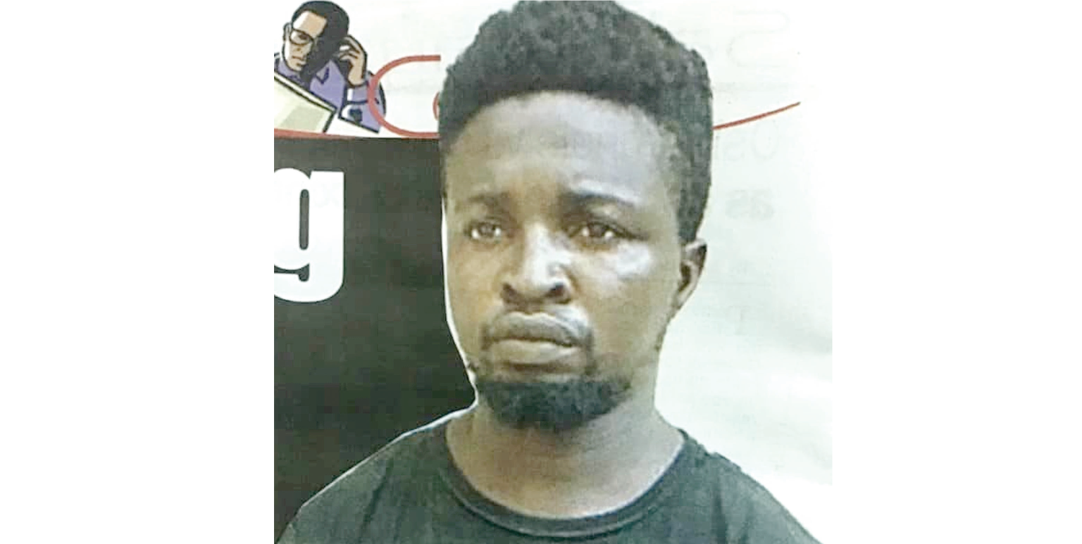 I sacrifice cocks every 3 days for my magic rings to be potent – Arrested Lagos pickpocket