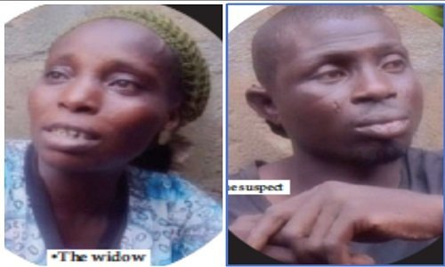 Man nabbed after deceiving a widow and her two daughters into sleeping with him