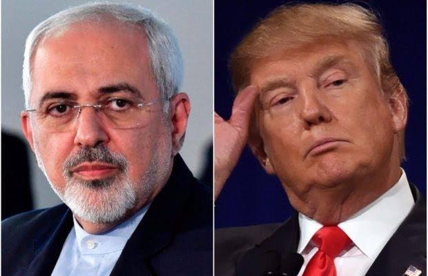 Have you ever seen such a sea of humanity in your entire life?' Iran's Foreign Minister taunts Trump after thousands gathered to mourn Soleimani