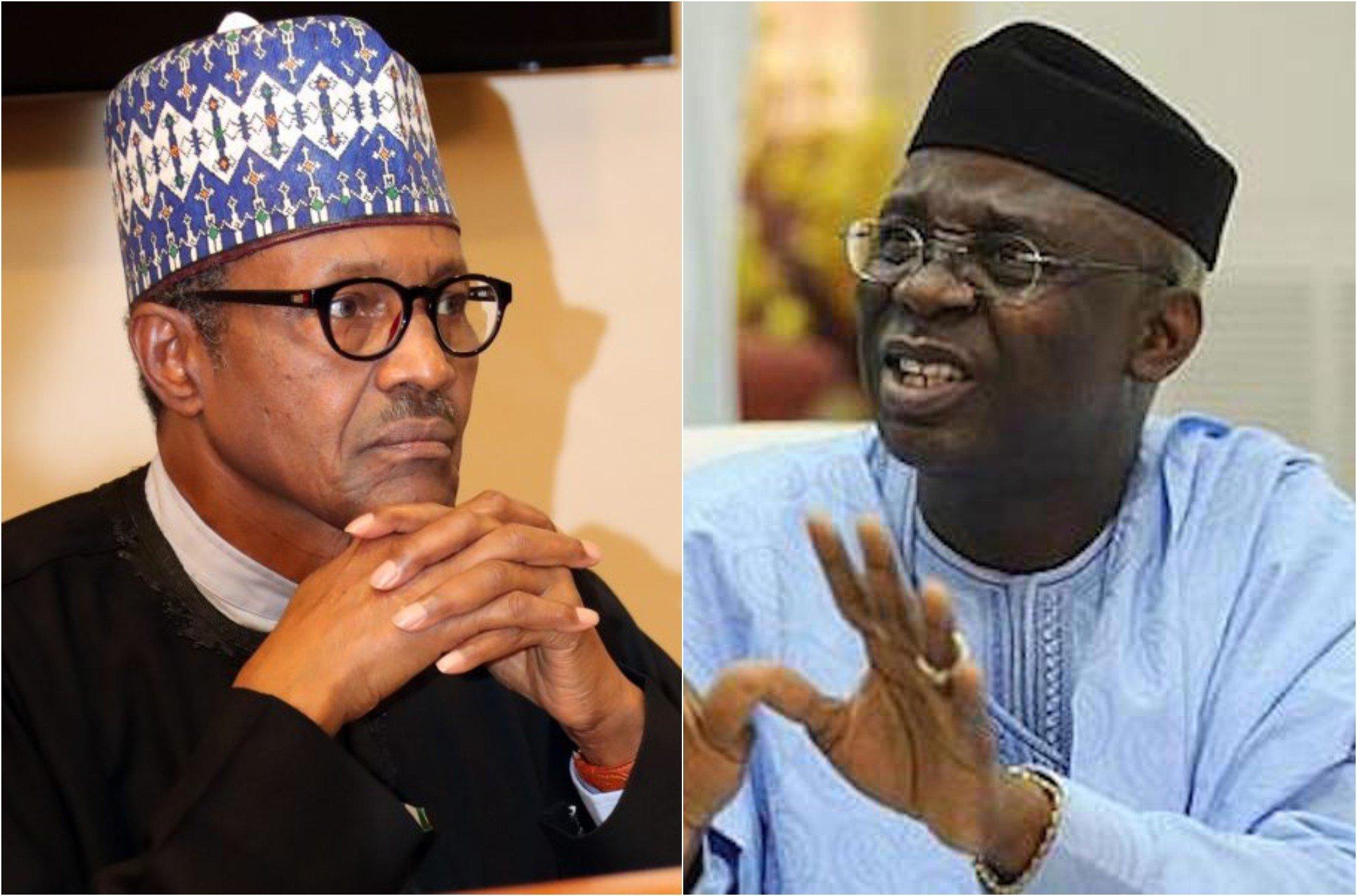 Buhari won't handpick his successor – Femi Adesina replies Pastor Tunde Bakare over advice on 2023 election