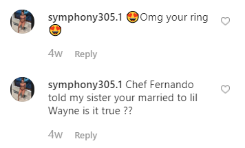 See the pretty Latina woman Lil Wayne is allegedly engaged to