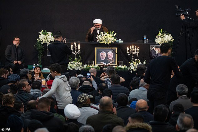 British Islamic charity is being investigated for praising assassinated Iranian general Qassem Soleimani as a martyr