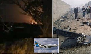 Brits, Canadians, Iranians, Afghan, Germans were all in the Ukraine plane that crashed or was 'reportedly shot down'