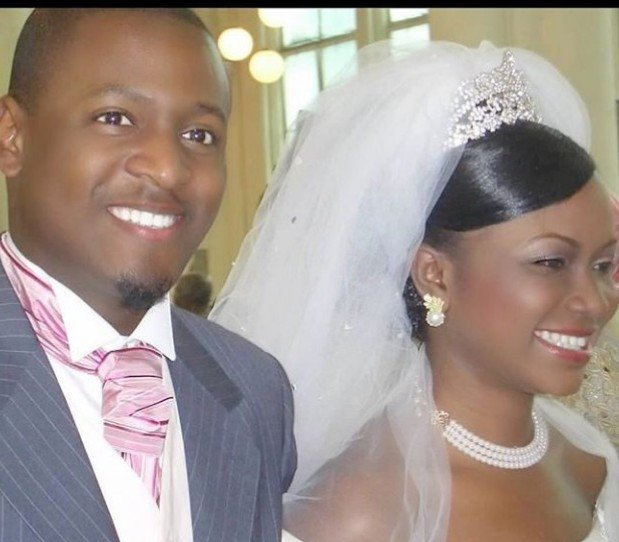 Lami Phillips celebrates 15th wedding anniversary by sharing photo from her wedding day