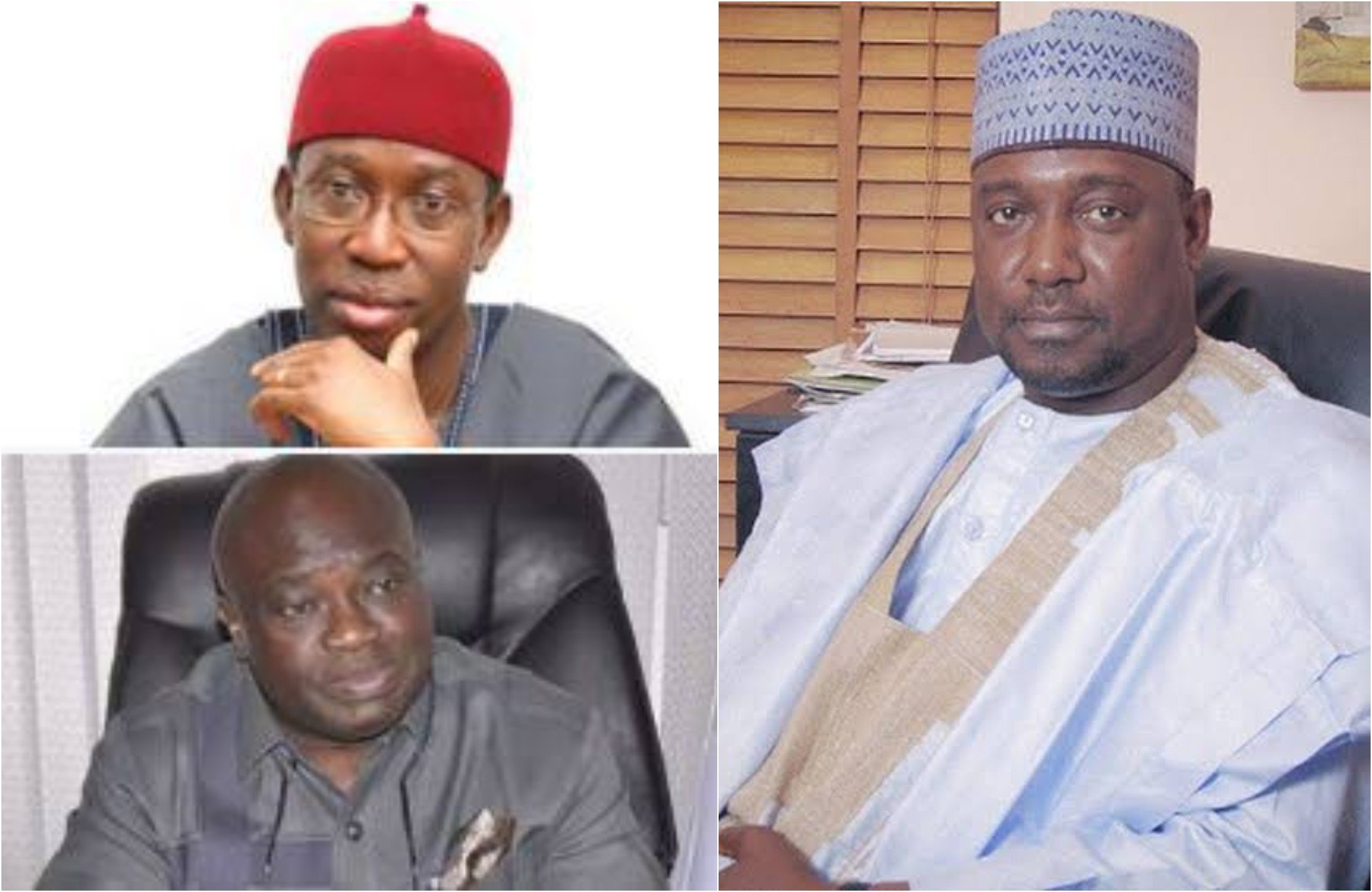 Supreme court affirms the election of Governors Ikpeazu, Okowa and Bello