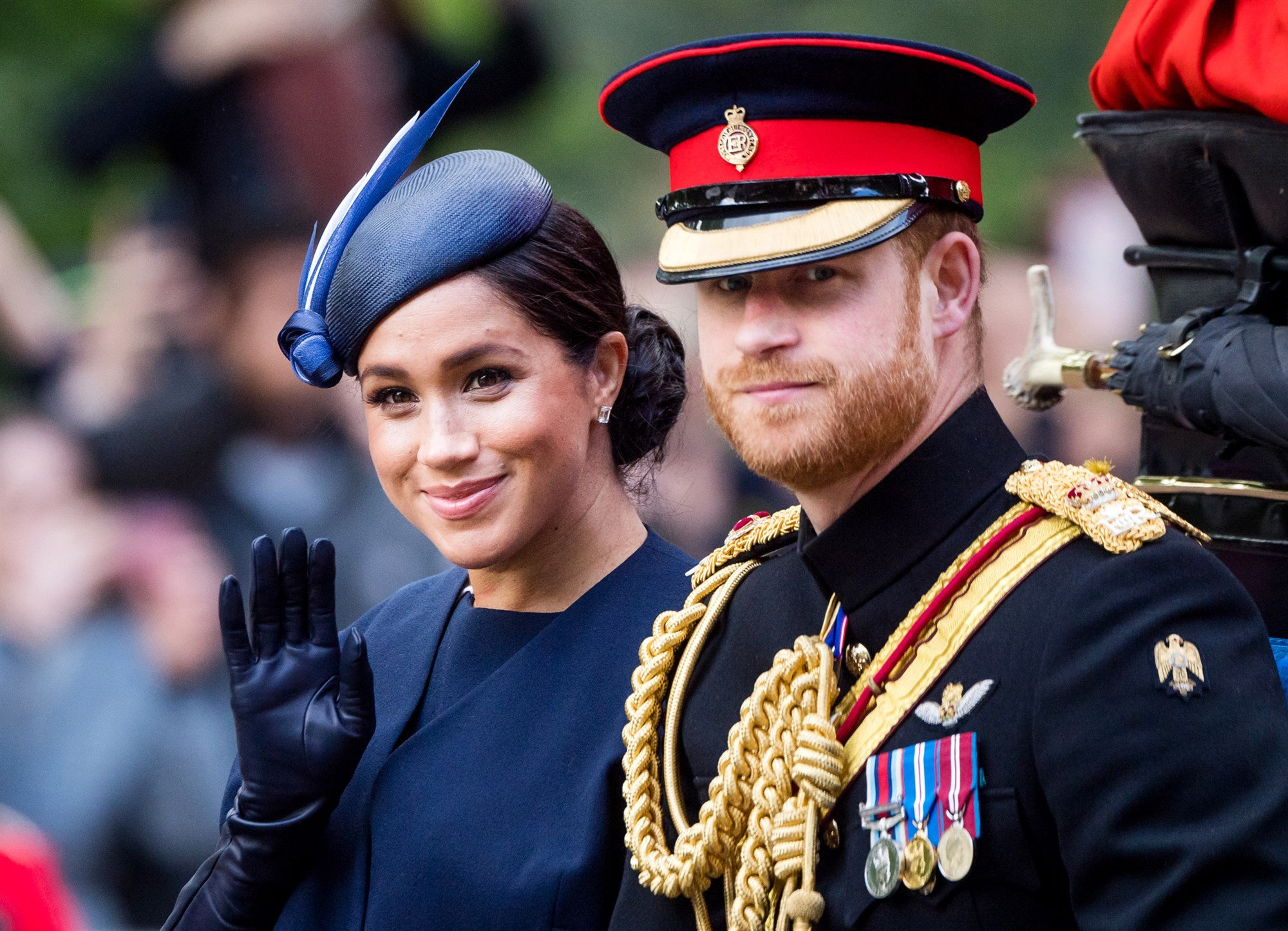 Prince Harry and Meghan Markle announce they are leaving their roles as senior members of the Royal Family